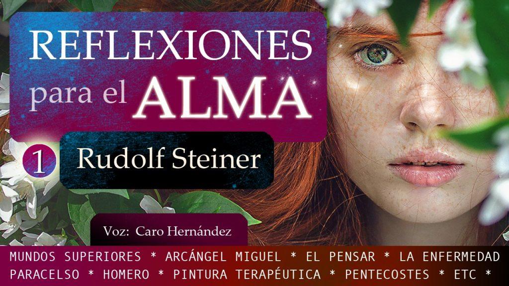 REFLEXIONES PARA EL ALMA Rudolf Steiner